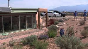 earthships taos new mexico youtube