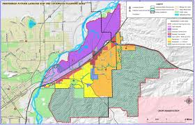 Montana County Map by Map Of Proposed Lockwood Landuse Growthpolicy 11 17 U2013 Lockwood