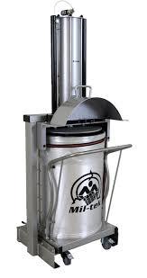 mil tek xp200s general waste compactor