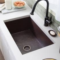 Copper Kitchen Sink Farmhouse And Copper Apron Front Sinks - Copper kitchen sink reviews