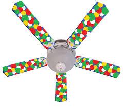 primary color ceiling fan kids ceiling fan pranksenders