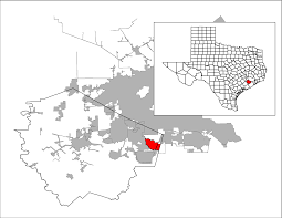Texas Zip Code Map by Fresno Texas Wikipedia