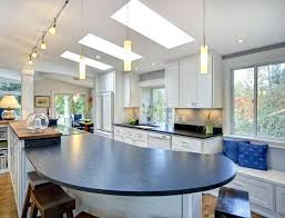 lighting in the kitchen galley kitchen track lighting medium picture of at photography