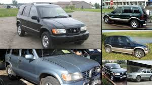 1994 Kia Kia Sportage All Years And Modifications With Reviews Msrp