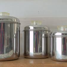 stainless kitchen canisters kitchen canister sets stainless steel dayri me
