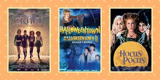 halloween movie must haves her campus