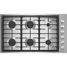 36 Downdraft Gas Cooktop 36