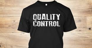 urgent quality control sale products teespring