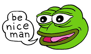 Frog Face Meme - pepe the frog creator he is not racist or a hate symbol time