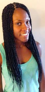 human hair using twists senegalese twist with human hair hairstyle ideas