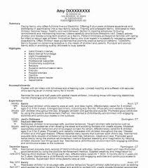 Best Nanny Resume Example Livecareer by Nanny Resume Examples Resume Example Resume Cv Example Of An