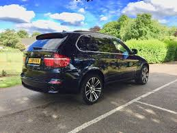 2008 bmw x5 3 0 m sport drive 5dr 7 seaters leather seats