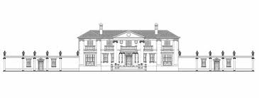 georgian house front elevation classical contemporary