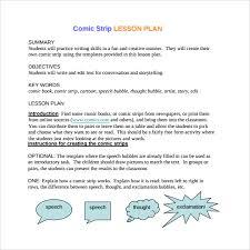 sample comic strip 6 documents in pdf