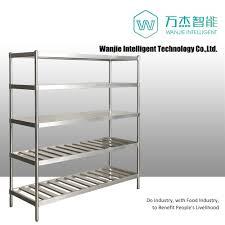 Stainless Steel Kitchen Shelves by Restaurant Kitchen Stainless Steel Shelves Restaurant Kitchen