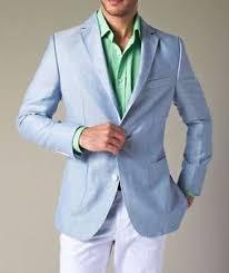 light blue jacket mens men custom made light blue blazer dinner jacket notch lapels patch