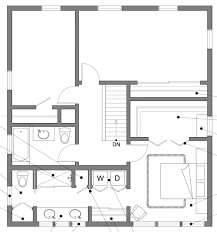 house plans with laundry room connected to master closet bedroom