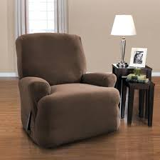 Slipcovers For Upholstered Chairs Recliner Furniture Charming Decorating Nice Upholstered Recliner