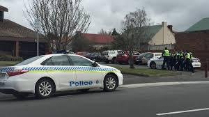 car crashes through launceston car park the examiner
