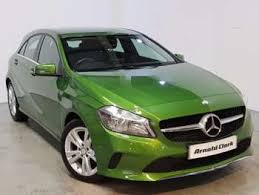mercedes green used green mercedes a class for sale rac cars