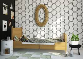 laurel loves 7 geometric wallpaper