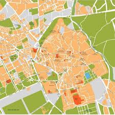 nigeria physical map nigeria physical map eps illustrator map digital maps netmaps