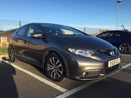 honda car service honda civic 13 plate es spec 1 6 diesel excellent condition