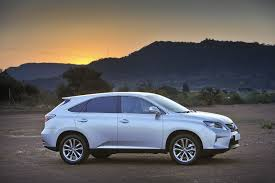 lexus suv in south africa lexus rx is a facelift enough