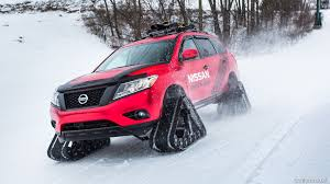Nissan Rogue Warrior - nissan winter warrior concepts 2016 youtube