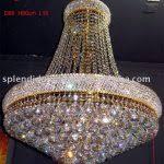Corona Chandelier Corona Chandelier Modern Chandeliers Other Metro Hk Pertaining To