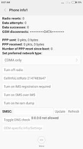 Cara mengembalikan Pengaturan 4G Yang Hilang Pada Ponsel Xiaomi