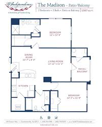 2 bedroom floorplans 1 and 2 bedroom floorplans