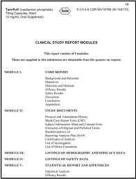 clinical trial report template best photos of formal justification report sle justification