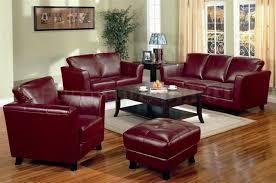 leather livingroom set burgundy leather sofa set burgundy leather