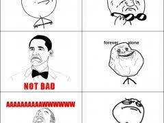 Different Meme Faces - rage faces weknowmemes