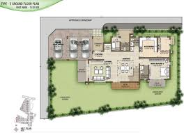 Springs Floor Plans by Prestige Silver Springs By Prestige Group In Sholinganallur