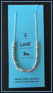 morse code necklace personalized morse code necklace personalized necklace name necklace