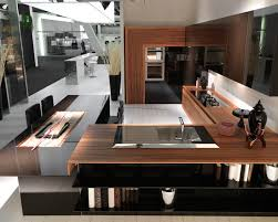 Japan Kitchen Design Modern Japanese Kitchen Design With Table And Chairs 1365