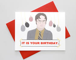 funny halloween birthday cards best 25 the office happy birthday ideas on pinterest daddy