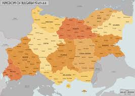 Bulgaria On World Map by Kingdom Of Bulgaria Wikipedia