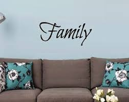 family decal etsy