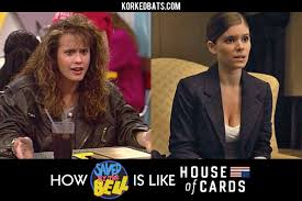 Saved By The Bell Meme - post grad problems how saved by the bell is like house of cards