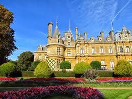 book u0026acuppa waddesdon manor gardens