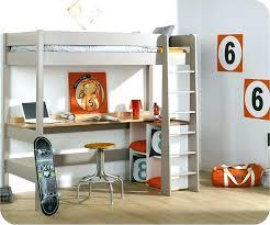 bureau mezzanine lit a actage avec bureau lit mezzanine avec bureau lit