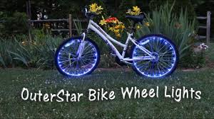 best led bike lights review outerstar 2 packs bike wheel lights bicycle led best bike lights