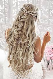 bridal hair hairstyles ideas hairstyles for prom curly simple hairstyles for