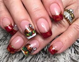finger lickin nail for thanksgiving nails magazine