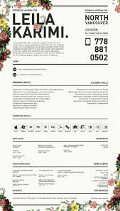 Best Resume Fonts Creative by Dissecting The Good And Bad Resume In A Creative Field Emily