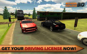 driving 3d android apps on google play