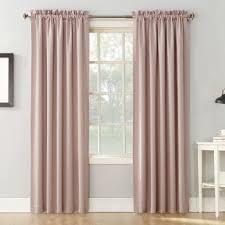 blush pink curtain panels target